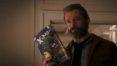 """Hugh Jackman dans """"Logan"""", sa dernière apparition dans le rôle de Wolverine"""