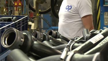 Les marges de la division auto de Plastic Omnium lui permettent d'investir dans la mobilité électrique.