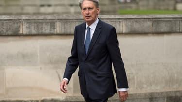 Philip Hammond était auparavant ministre des Affaires étrangères.