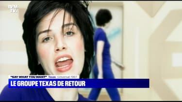 Le groupe Texas de retour - 14/06