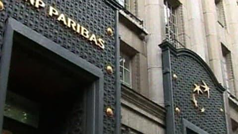 BNP Paribas a subi une perte exceptionnelle au deuxième trimestre.