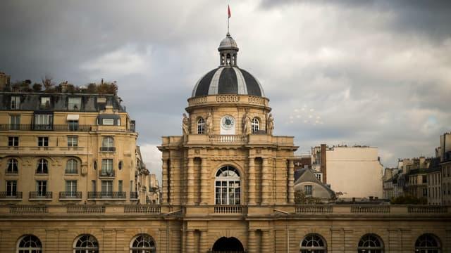 Le Palais du Luxembourg, à Paris, où siège le Sénat, le 8 novembre 2016.