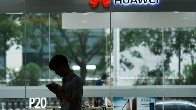 Huawei est devenu le second vendeur de smartphones en Europe.