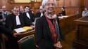 """Le procureur général Jean-Claude Marin a estimé dans son réquisitoire que """"les charges propres à fonder une condamnation pénale"""" de Christine Lagarde n'étaient """"pas réunies""""."""
