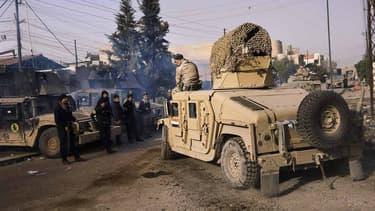 La bataille de Mossoul, en Irak, est-elle en train de vivre ses dernières heures? (Photo datant de janvier 2017)