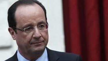 """François Hollande estime la solution pour rétablir l'équilibre de la branche famille de la Sécurité sociale """"plus juste"""""""
