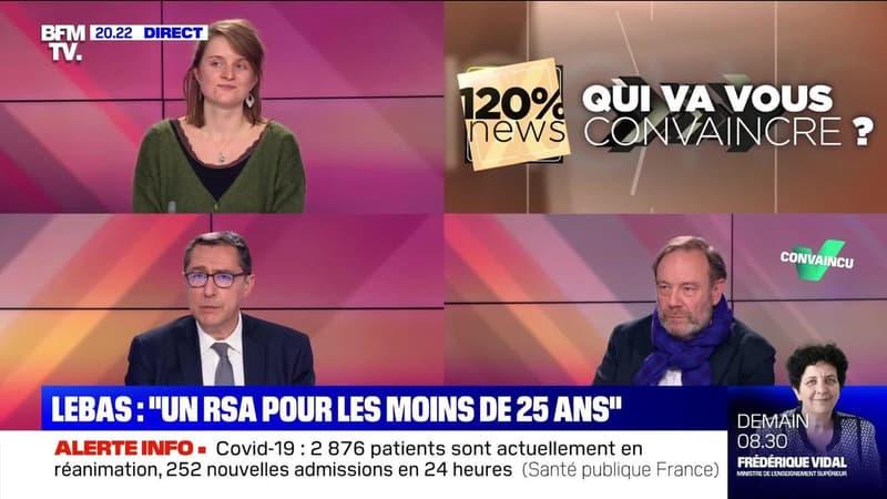 Laurent Neumann, Xavier Couture, Lilâ Le Bas : qui va vous convaincre ? - 21/01