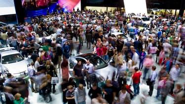 Selon l'Ademe, les VTC auraient impacté la ventes de voitures particulières à hauteur de 3%.