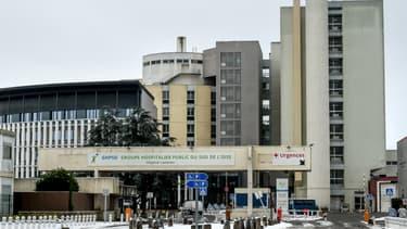 L'hôpital de Creil le 23 janvier 2019 (illustration).