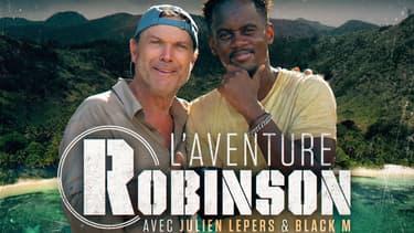 L'aventure Robinson avec Julien Lepers et Black M
