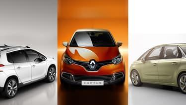 La stratégie de PSA et Renault ? Monter en gamme pour gagner plus d'argent.