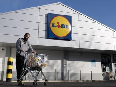 Lidl a représenté en mars 7% des ventes en grande distribution en France.