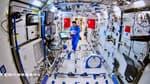 L'astronaute chinois Tang Hongbo le 20 août 2021.
