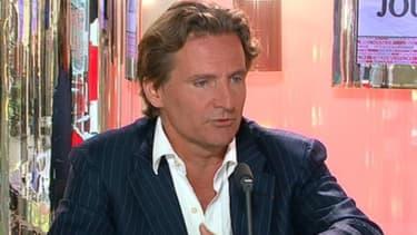Charles Beigbeder était l'invité de BFM Business jeudi 11 juillet.