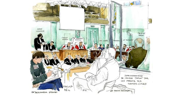 En 1997, Noëlle Herrendschmidt a couvert le procès Papon à Bordeaux. C'est le procès le plus long qui a eu lieu en France depuis la Seconde Guerre mondiale.