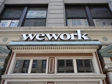 WeWork affiche une belle progression pour ses deux premiers jours en Bourse