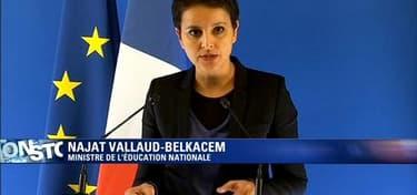 """Vallaud-Belkacem: l'enseignant de l'Essonne soupçonné de pédophilie """"déjà condamné au Royaume-Uni"""""""