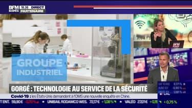Raphaël Gorgé (groupe Gorgé) : La technologie au service de la sécurité - 28/05