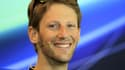 Romain Grosjean, le pilote français de Lotus