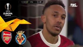 Arsenal - Villarreal : Pas verni, Aubameyang touche deux fois les montants