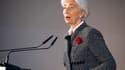 La directrice générale du FMI, Christine Lagarde.