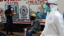 Le Libéria est le pays le plus touché par le virus Ebola.