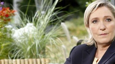"""Marine Le Pen, invitée d'""""Une Ambition Intime"""" sur M6, ce dimanche soir"""