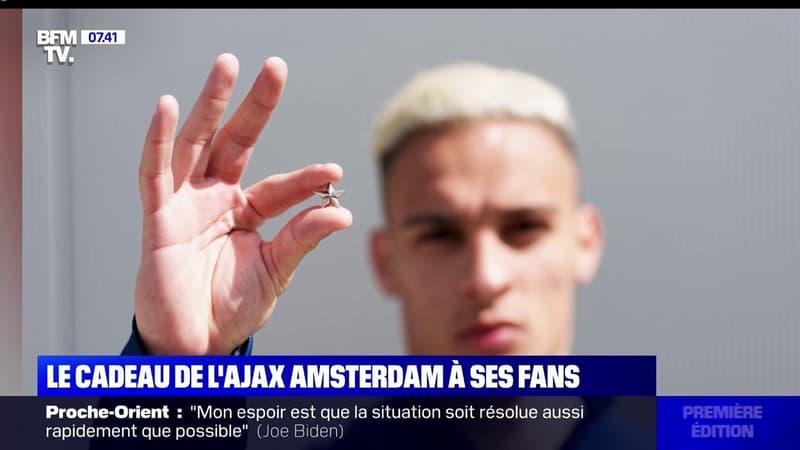 Le cadeau de l'Ajax Amsterdam à ses supporters
