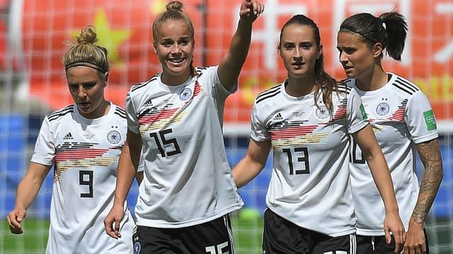 Allemagne - Espagne