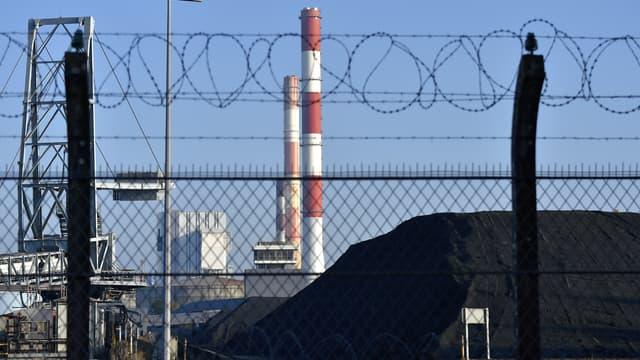 Centrale à charbon de Cordemais (Loire-Atlantique).