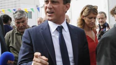 Manuel Valls a réaffirmé que la question du travail du dimanche doit être abordée