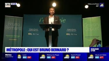 La Métropole de Lyon intronise ce jeudi son nouveau président Bruno Bernard