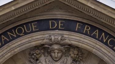 La Banque de France maintient sa prévision de croissance de 0,2% pour le deuxième trimestre.