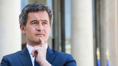 Gérald Darmanin le 24 avril 2020 à Paris