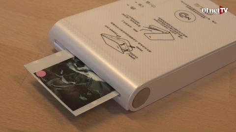 LG Pocket Photo 2.0, une imprimante rikiki, sans encre et sans fil - 02/06
