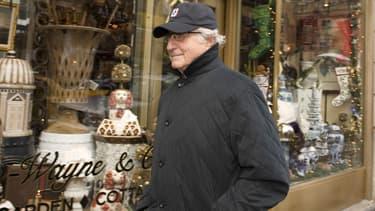 Bernard Madoff en 2008