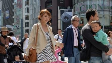 Les Japonais ont anticipé la hausse de la TVA en effectuant leur achats plus tôt que prévu.