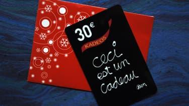 Le marché des chèques cadeaux représente 2 milliards d'euros et se concentre à 70 % pour les fêtes de fin d'année
