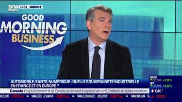 Arnaud Montebourg sur Good Morning Business.