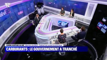 Énergie, pénuries, carburant: Jean Castex parle ce soir - 21/10