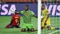 Le match entre l'Ouganda et le Zimbabwe a été marqué par deux ratés incroyables.
