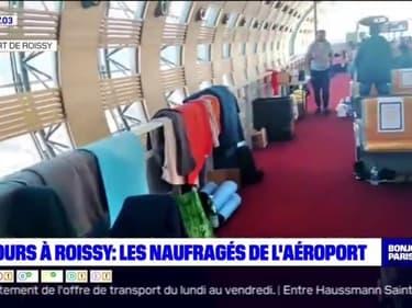 Frontières fermées: six Algériens bloqués depuis 47 jours à Roissy