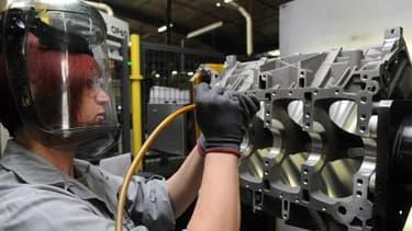 Le climat des affaires dans l'industrie est resté frileux au mois de mai.
