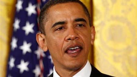 Les Etats-Unis ont dévoilé une nouvelle doctrine nucléaire définie par Barack Obama, limitant les conditions de recours à ce type d'armement sans toutefois ménager l'Iran et la Corée du Nord, qui restent des cibles potentielles du fait de leurs propres am