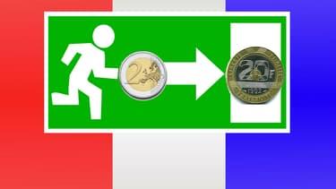 La sortie de l'euro n'est pas une panacée pour la compétitivité tricolore