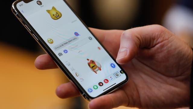 L'iPhone X, commercialisé en novembre, a fait flamber le prix moyen des smartphones vendus en décembre
