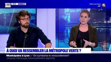 Les chantiers prioritaires pour la métropole de Lyon