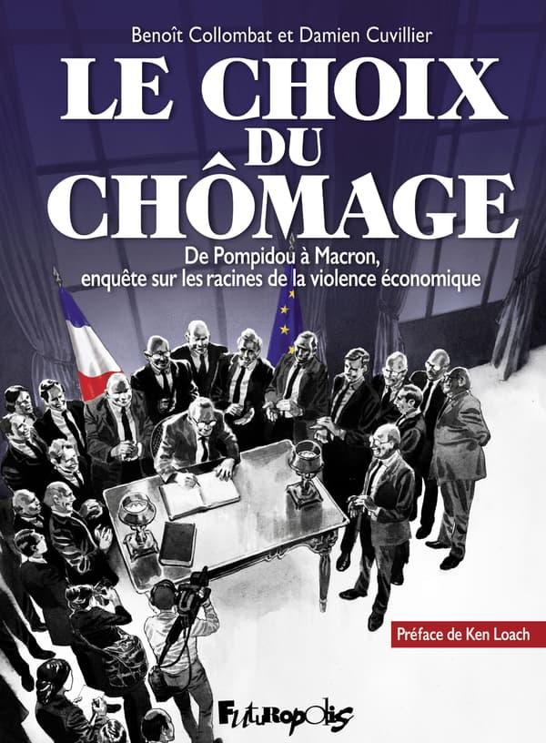 """Couverture de l'album """"Le Choix du chomage"""""""