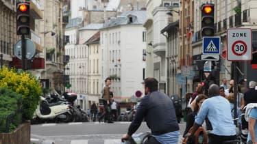 En 2020, 85% des rues parisiennes, soit 1500 kilomètres de voies, seront limitées à 30km/h.