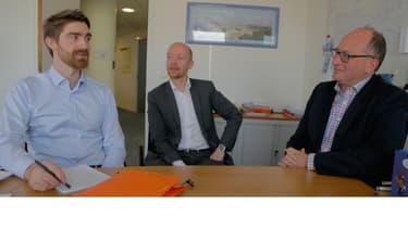 La structure de capital Venture soutient le Groupe dans son développement et sa diversification.
